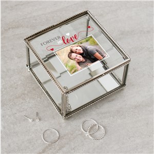 Personalized Jewelry Box | Jewelry Box with Photo