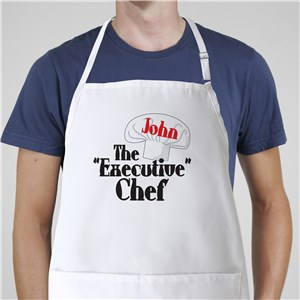 Executive Chef Apron | Personalized Aprons