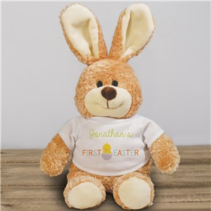 First Easter Personalized Easter Bunny | Easter Gifts For Babies