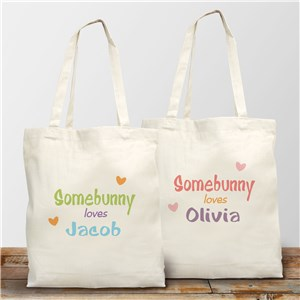 Somebunny Easter Tote