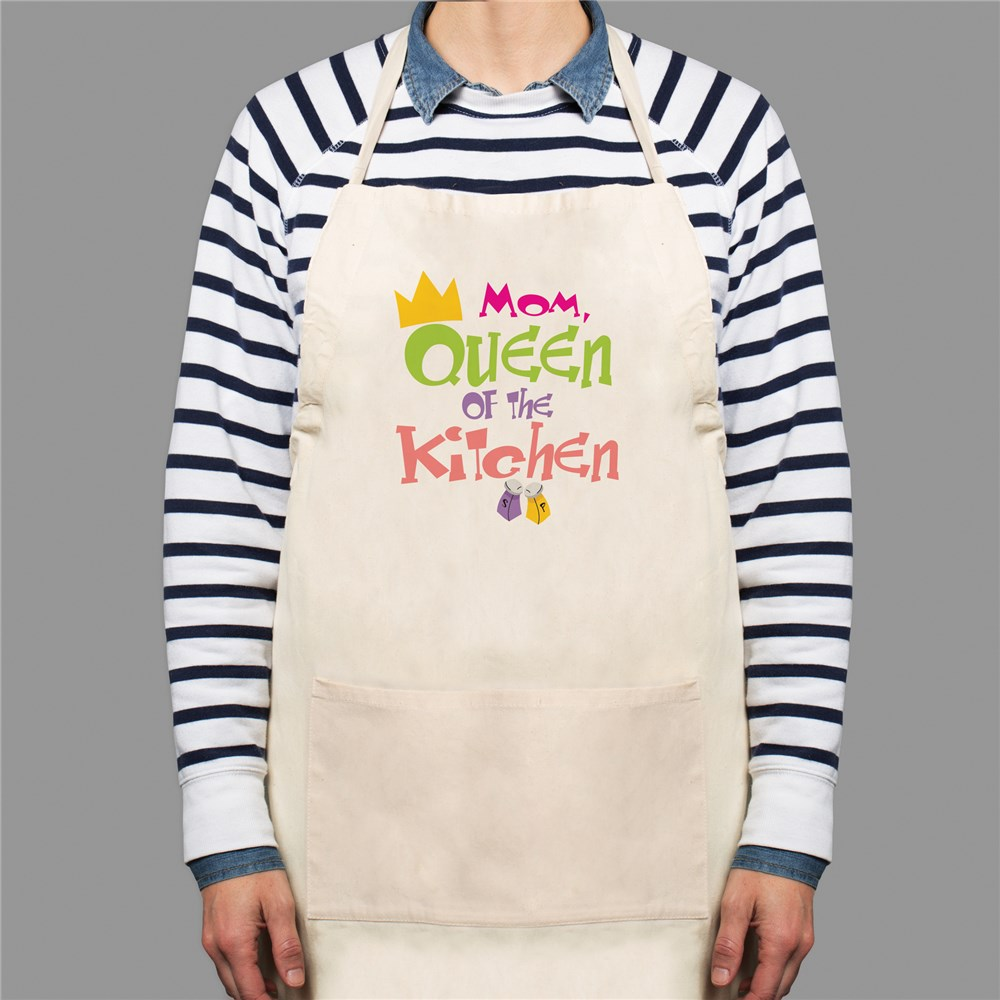 Queen of the Kitchen Apron | Personalized Aprons