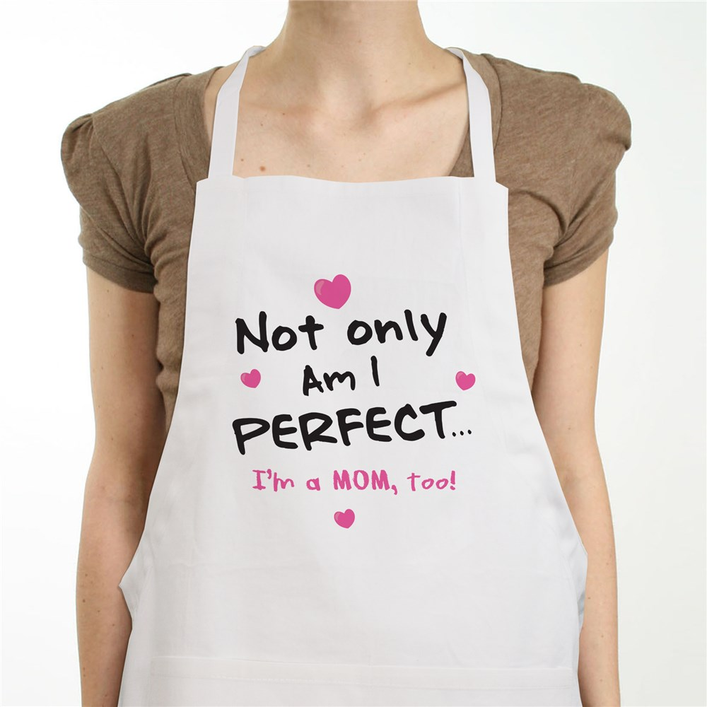 Not Only Am I Personalized Apron | Personalized Aprons