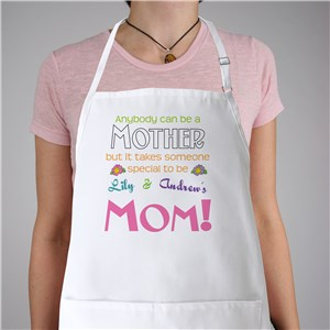 Anybody Can Be Personalized Apron | Personalized Aprons