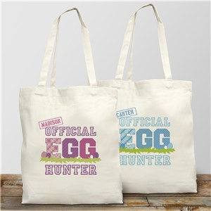 Official Easter Egg Hunter Tote | Easter Gifts For Kids