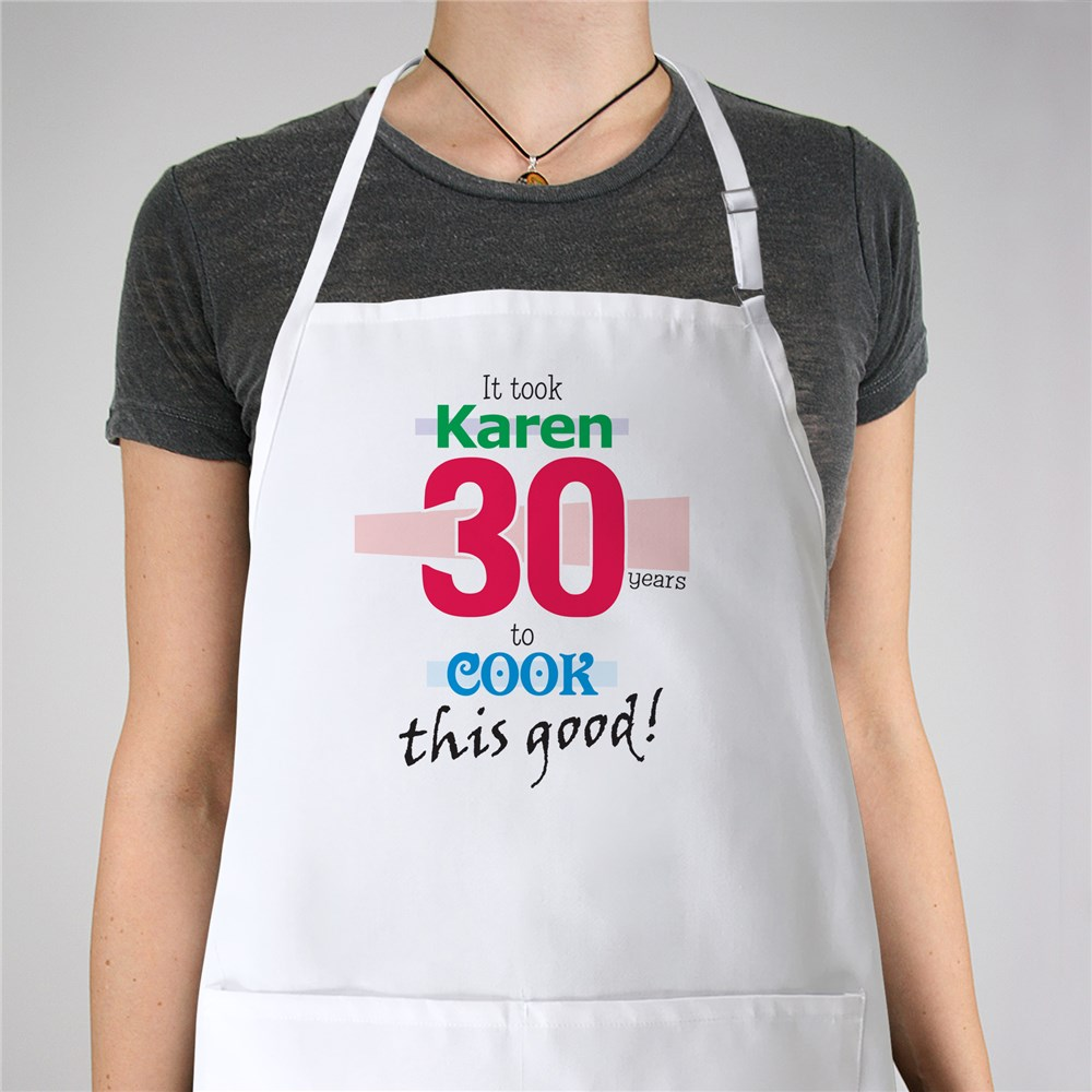 To Cook This Good Apron | Personalized Aprons