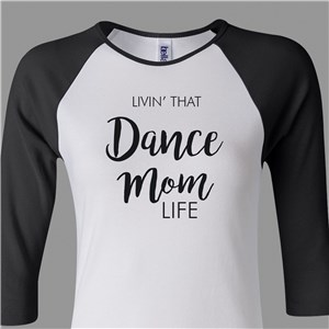 Personalized Mom Shirts | Raglan Shirts For Ladies