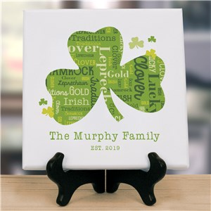 Word Cloud Art | Irish Home Decor