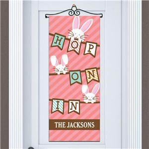 Personalized Easter Decor | Easter Banner