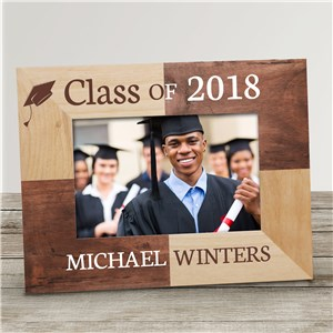 Graduation Personalized Picture Frame | Personalized Graduation Frames
