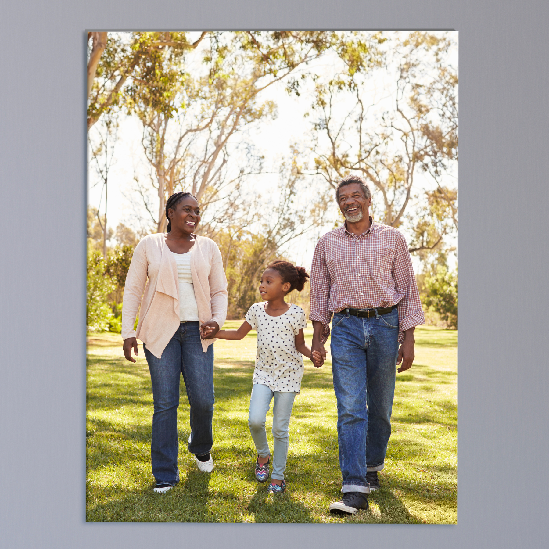 Picture Perfect Family Photo Canvas | Personalized Photo Gifts