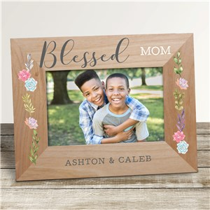 Mother's Day Frames | Personalized Frames For Mom