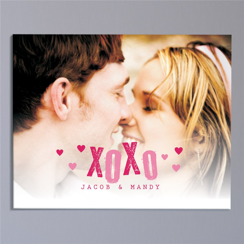 Personalized Couples Photo Canvas | Personalized Couple Gifts