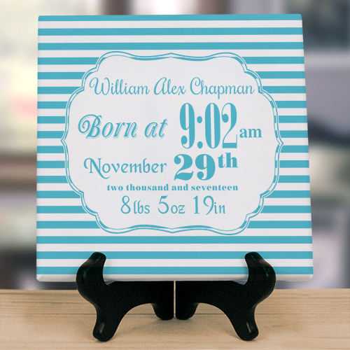 Birth Announcement Canvas 9195924