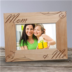 Personalized Mom and Me Picture Frame | Mother's Day Picture Frames