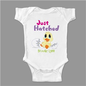 Personalized Easter Gifts For Babies | Personalized Baby's First Easter Shirt
