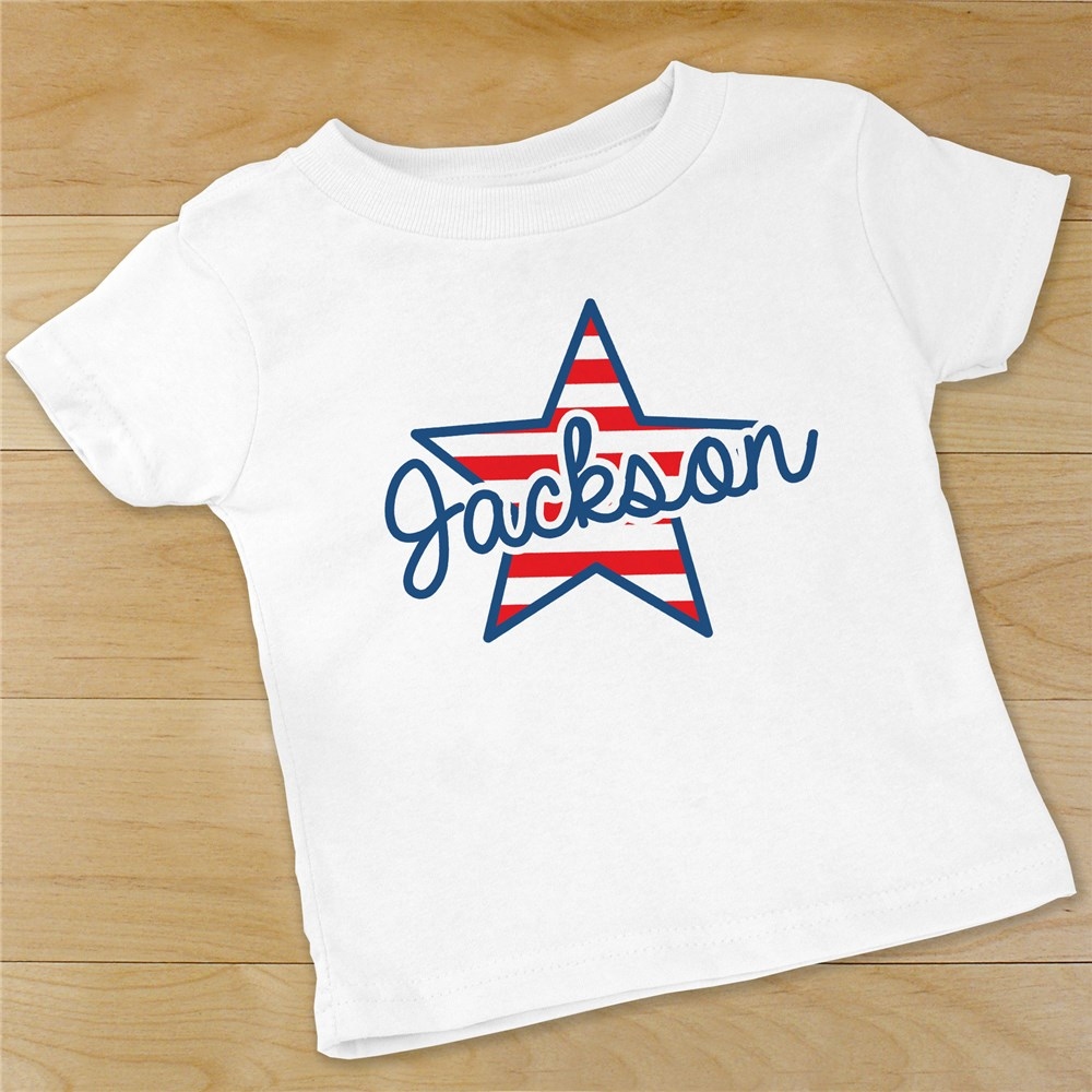 American Star Infant Bodysuit | Customized Baby Gifts