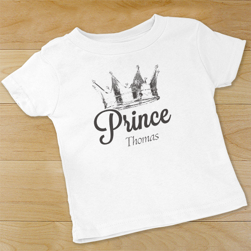 Personalized Royalty Infant Bodysuit | Royal Baby Clothes