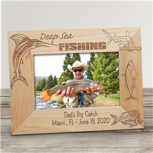 Fishing Gifts | Picture Frames for Fisherman