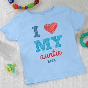 Personalized Love Infant Apparel