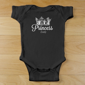 Personalized Royalty Infant Creeper