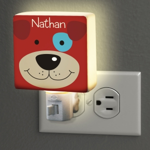 Personalized Night Light - Puppy Design U780011