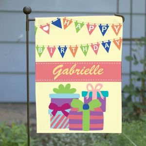 Birthday Girl Garden Flag 83095742X