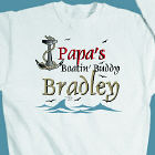 Boatin' Buddy Youth Sweatshirt