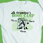 Boot Camp Personalized Sweatshirt