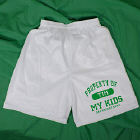 Property of My Kids Men's Personalized Mesh Shorts