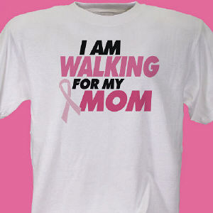 Breast Cancer Walk  T-shirt