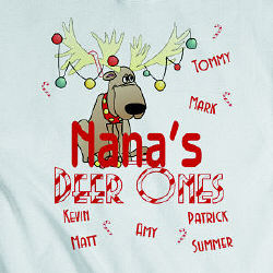 Custom Deer Ones Sweatshirt