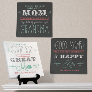 Sayings Personalized Canvas