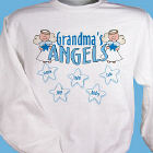 Angels Personalized Sweatshirt