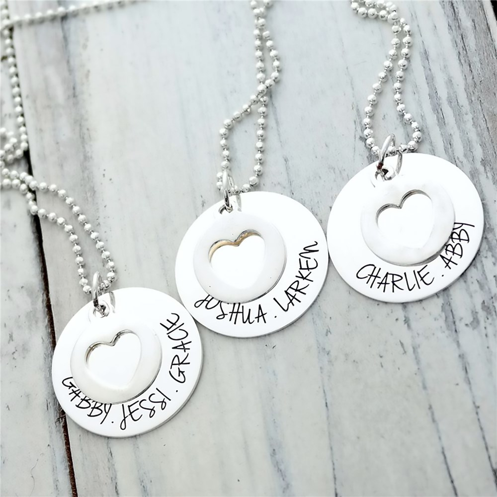 Personalized Mom Necklace | Mommy Necklace