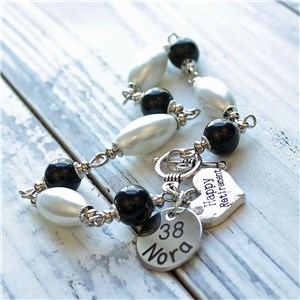 Personalized Retirement Bracelet DKBRETIRE