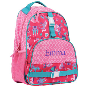 Personalized Princess Backpack E000253