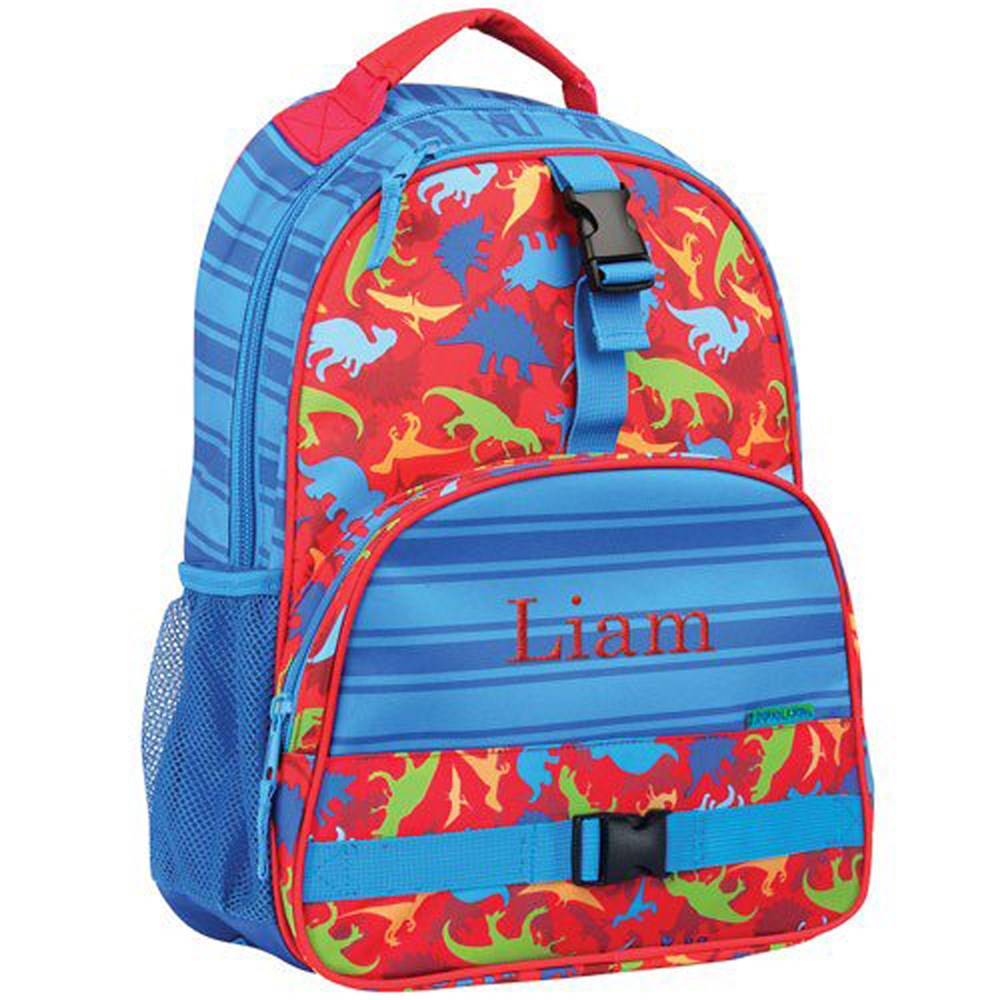 Personalized Dinosaur Backpack E000257