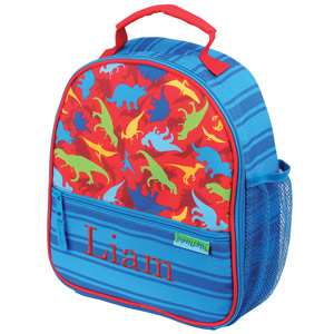Personalized Dinosaur Lunch Bag