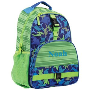 Personalized Shark Backpack E000259