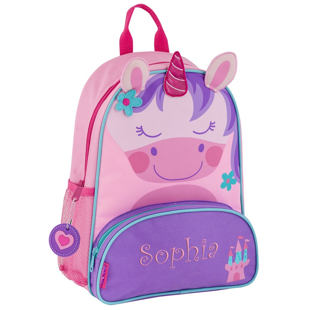 Personalized Unicorn Backpack E000266