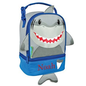 Personalized Shark Lunch Pal E000277