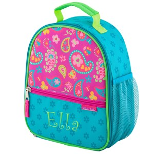 Personalized Paisley Lunch Box | Personalized Lunch Boxes
