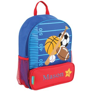 Personalized Sidekick Sports Backpack | Personalized Kids Backpacks