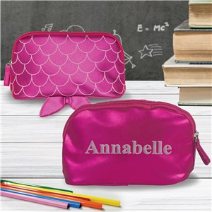 Embroidered School Supplies | Mermaid School Supplies