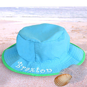Personalized Infant Hat