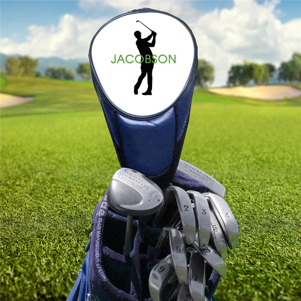 Personalized Golf Club Cover | Personalized Golf Club Covers