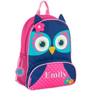 Personalized Sidekicks Owl Backpack | Personalized Backpacks