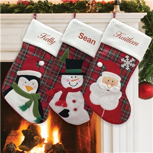 Kids Christmas Stockings | Character Stockings For Christmas