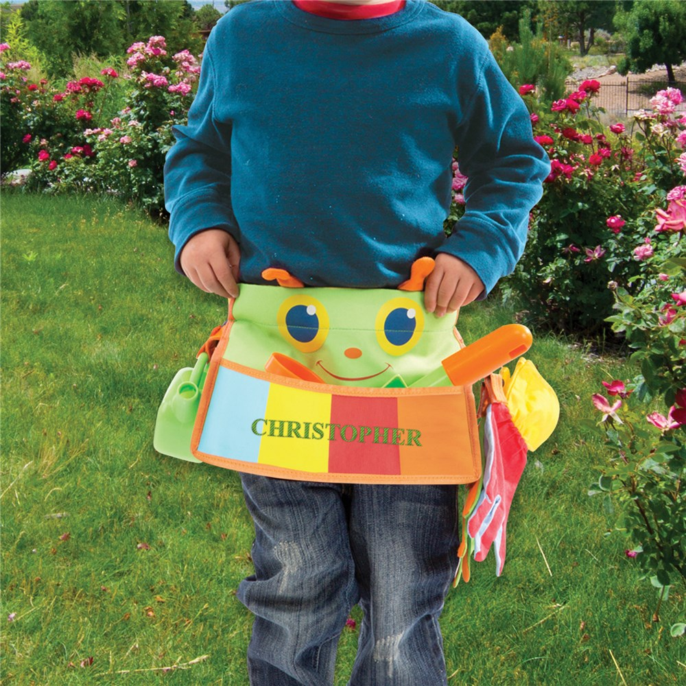 Personalized Kid's Gifts | Kids Gardening Tools