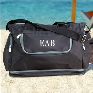 Embroidered Beach Cooler Tote | Personalized BBQ Gifts